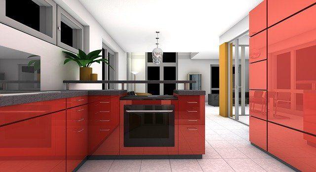 Die Küche richtig planen