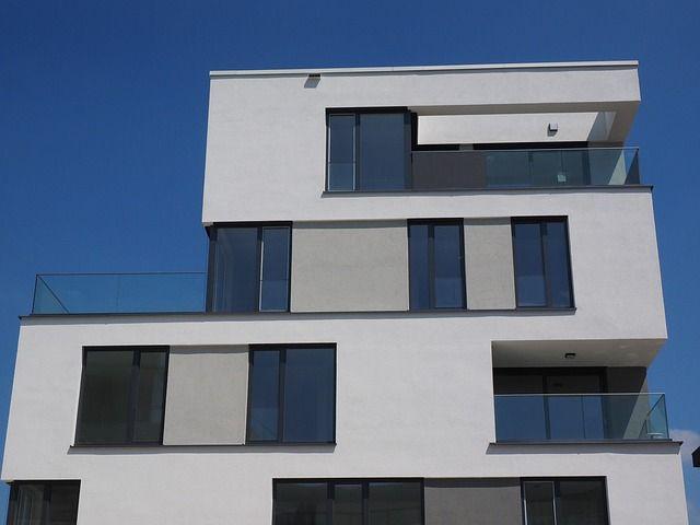 Das Flachdach - moderne Architektur
